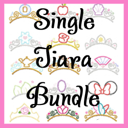 Single Tiara Bundle