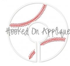 Baseball Closet Divider -BLANK-