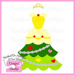 Beauty Tree Dress CUT FILE