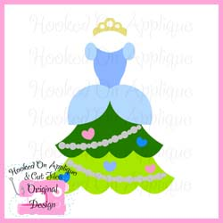 Cindy Tree Dress CUT FILE