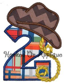 Cowboy Hat Numbers