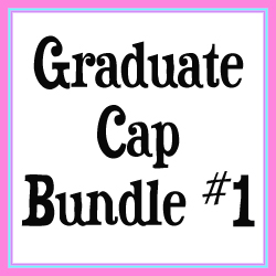 Graduate Cap Bundle 1