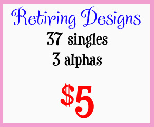 Retiring Designs Set