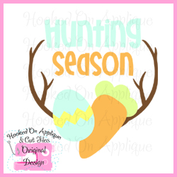 Hunting Season CUT FILE