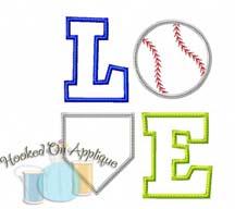 LOVE Baseball 2