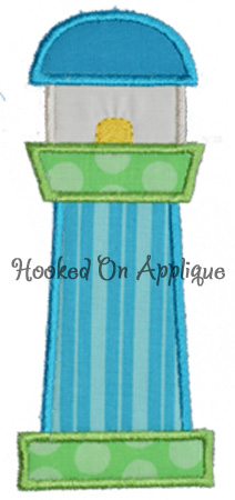 Lighthouse Applique