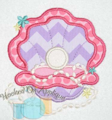 Oyster Pearl Applique