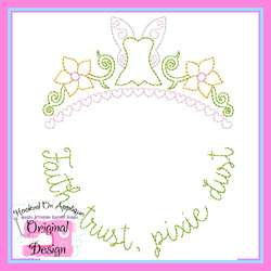 Faith Trust Pixie Dust Vintage