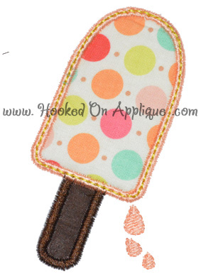 Popsicle Applique