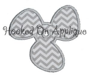 Propeller Applique
