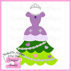 Sofia Tree Dress CUT FILE