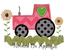 Girly Tractor