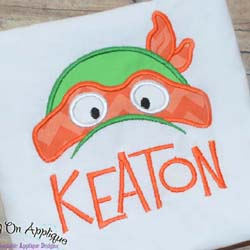 Turtle Topper Applique