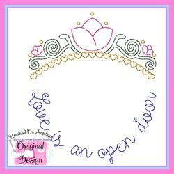 Love is an Open Door Vintage