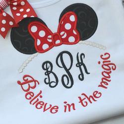 #HOA427 Believe In The Magic Tiara Phrase