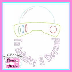 To Infinity and Beyond Vintage Stitch