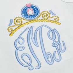Carriage Tiara Design