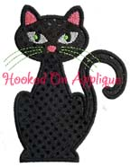 Cat 2 Applique