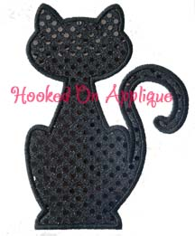 Cat 1 Applique