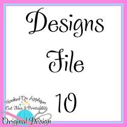 Designs File 10