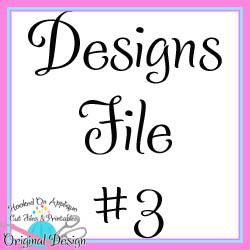 Designs File 3