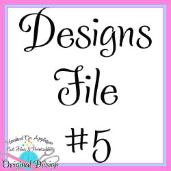 Designs File 5