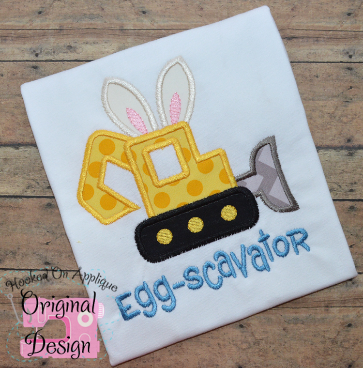 EGG-scavator Applique
