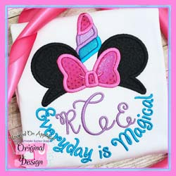 Everyday is Magical Applique