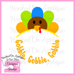 Gobble Gobble CUT FILE