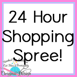 24 Hour Unlimited Shopping Spree