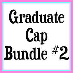Graduate Cap Bundle 2