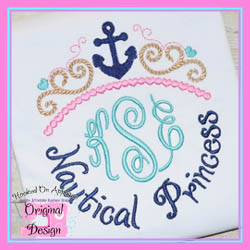 Nautical Princess