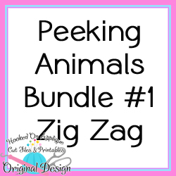 Peek Animals 1 Zig Zag Bundle