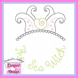 Sea Witch Vintage Stitch