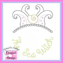 Sea Witch Vintage Stitch