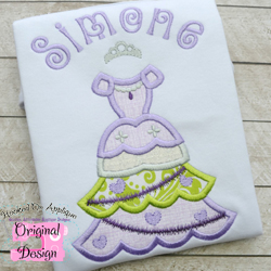 Sofia Tree Dress Applique